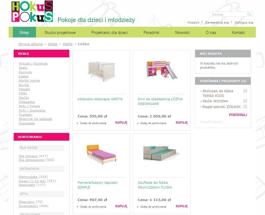 strona www hokus pokus sklep ParkyPat