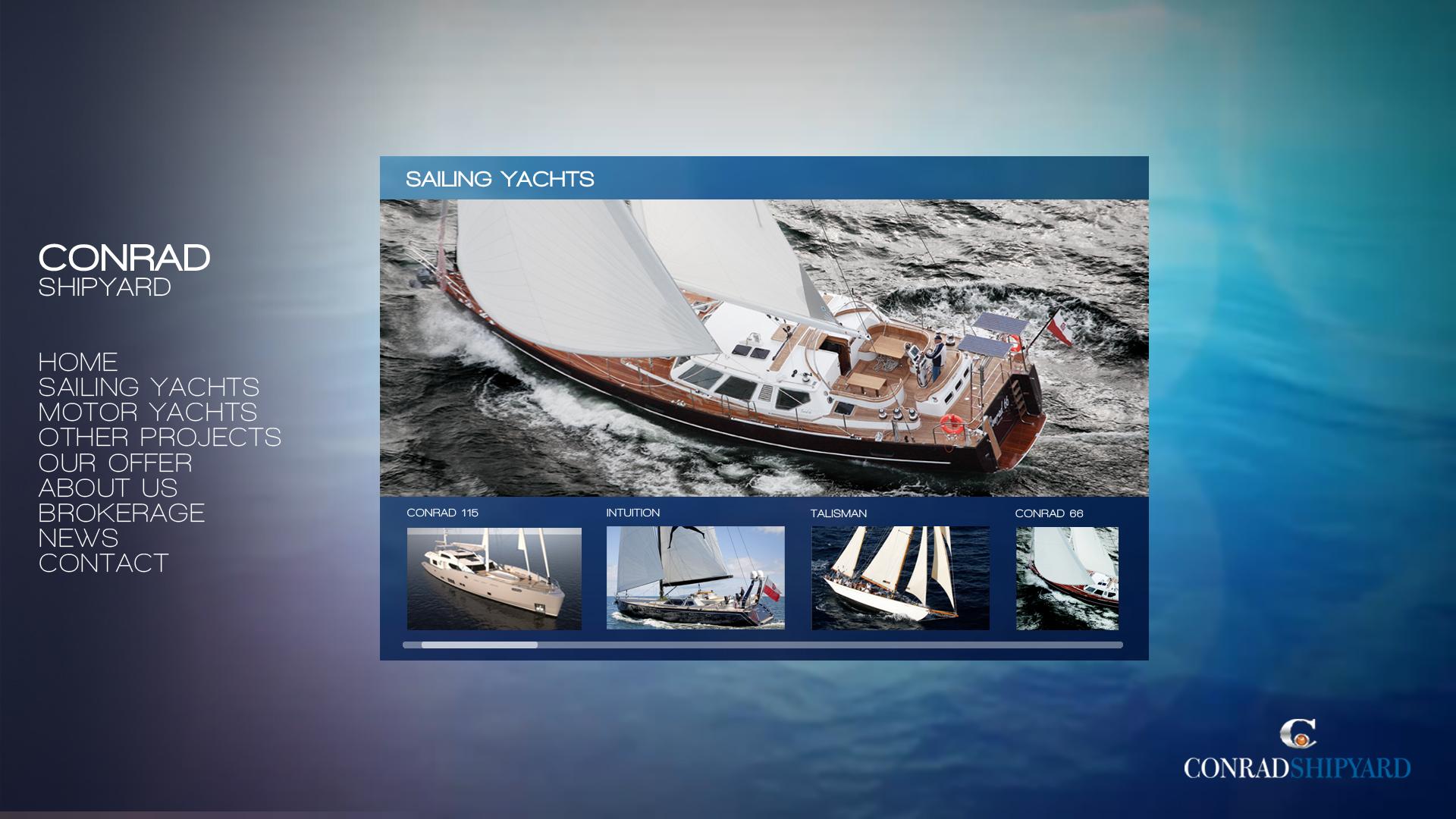 1 sailing yachts otwarcie