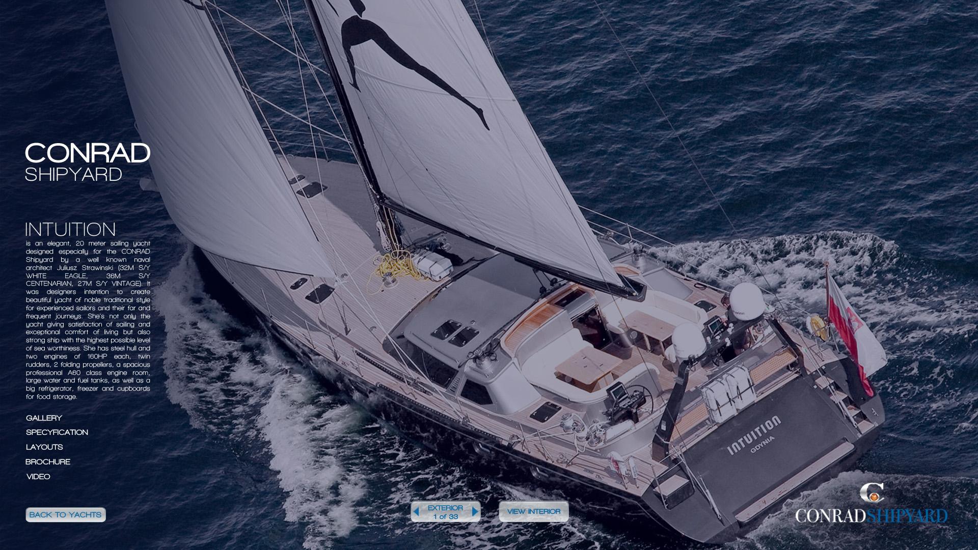 1_1 sailing jachts strona jachtu