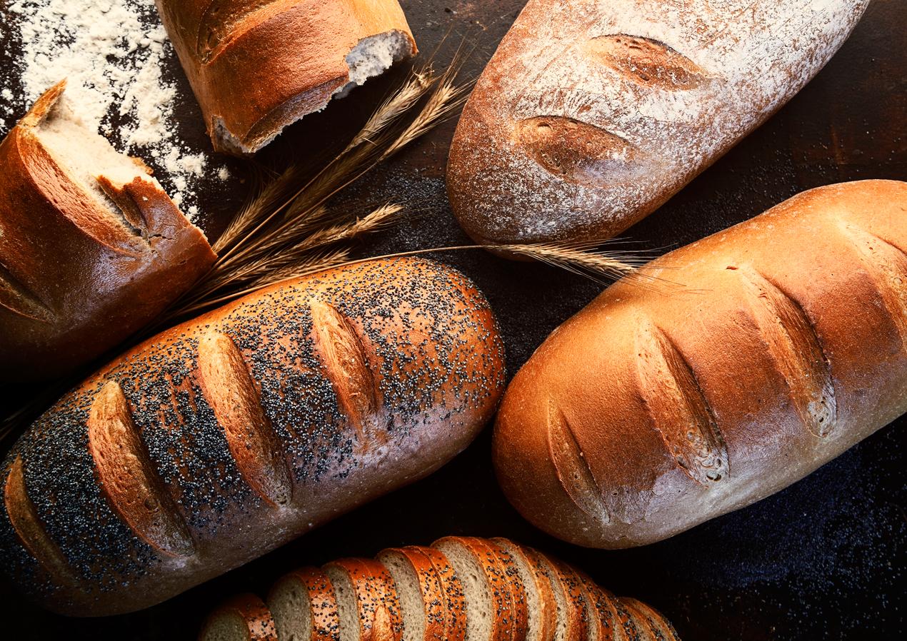 zdjęcia dla piekarni zdjęcia chleba fotografia dla piekarni