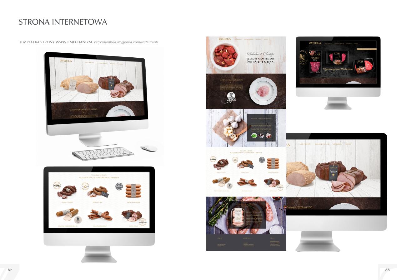 Identyfikacja wizualna firmy mięsnej ParkyPat-46