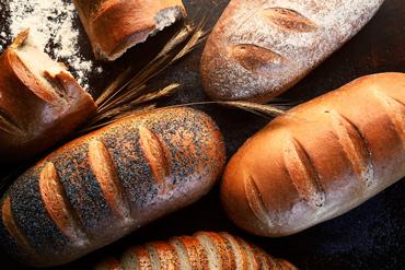 fotograf zdjęcia pieczywa chleba ciast dla piekrani